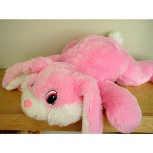 Dan Dee Large Floppy Pink Bunny Rabbit Cuddle Toy
